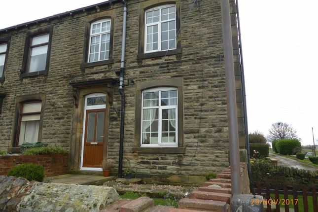 Thumbnail Semi-detached house to rent in Moorside Road, Drighlington, Bradford
