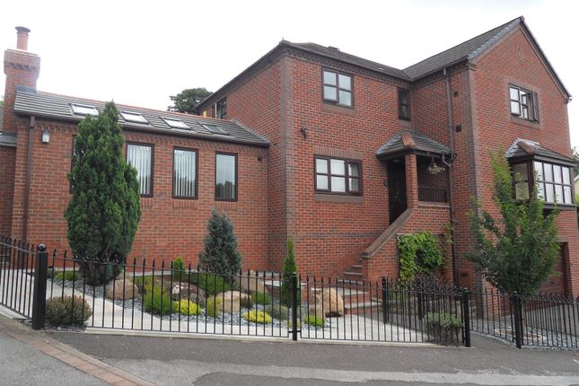 Thumbnail Detached house for sale in Alfreton Road, Little Eaton, Derby