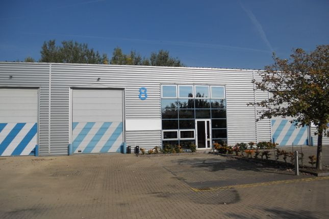 Thumbnail Industrial to let in Unit 8, Birch, Kembrey Park, Swindon