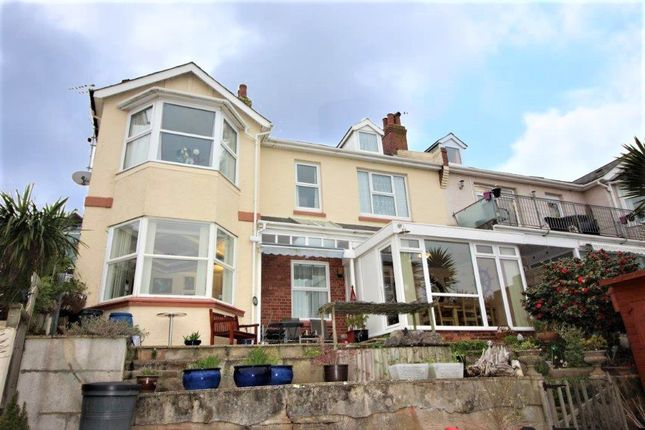 Thumbnail Flat for sale in Headland Park Road, Paignton