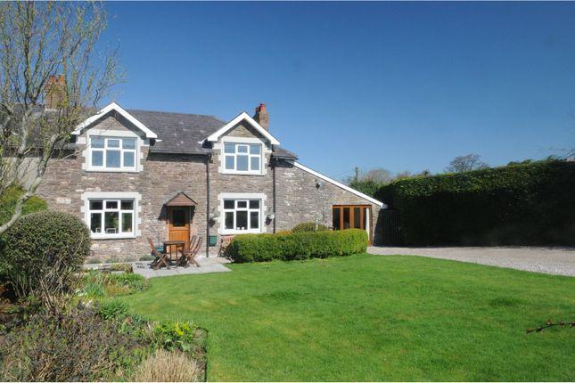 Thumbnail Semi-detached house for sale in Llantilio Pertholey, Abergavenny