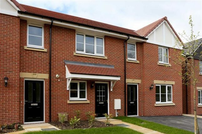 2 bed mews house for sale in Hill Top Grange, Davenham, Northwich, Cheshire