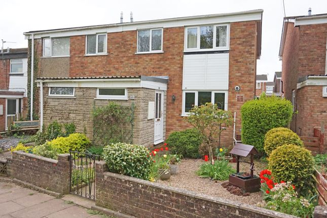 Thumbnail End terrace house for sale in Glenwood, Llanedeyrn, Cardiff