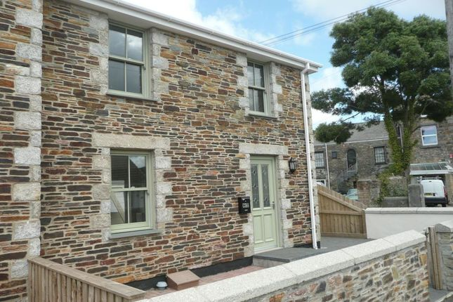 Thumbnail Semi-detached house to rent in Scowbuds, Tuckingmill, Camborne