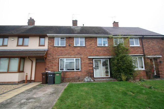 Thumbnail Terraced house for sale in Slade Road, Wolverhampton