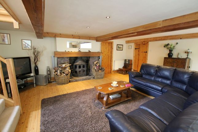 Thumbnail Detached house for sale in Cwmwysg Trecastle, Brecon