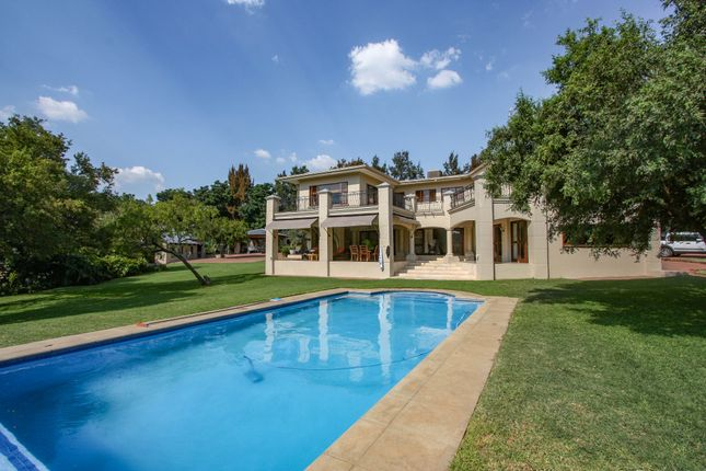 Thumbnail Country house for sale in Lachlan Road, Kyalami, Midrand, Gauteng, South Africa