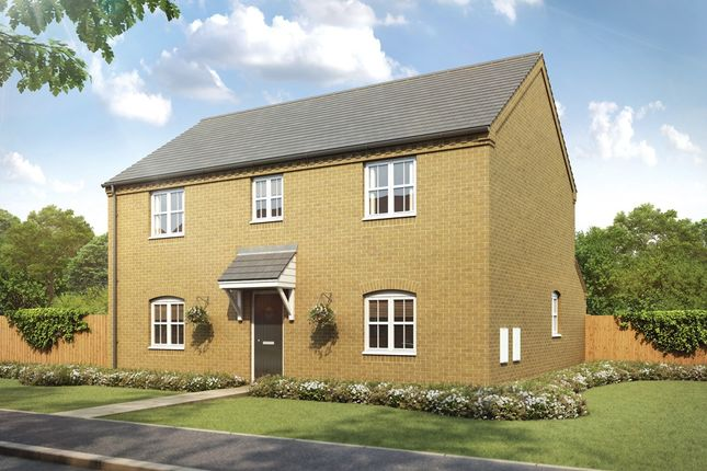 "Thumbnail Detached house for sale in ""The Horseshoe"" at Lavender Way, Newark"