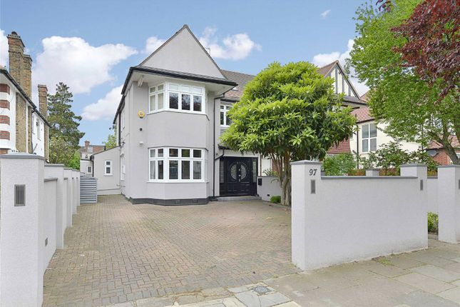 Thumbnail Property for sale in Mount Pleasant Road, Brondesbury