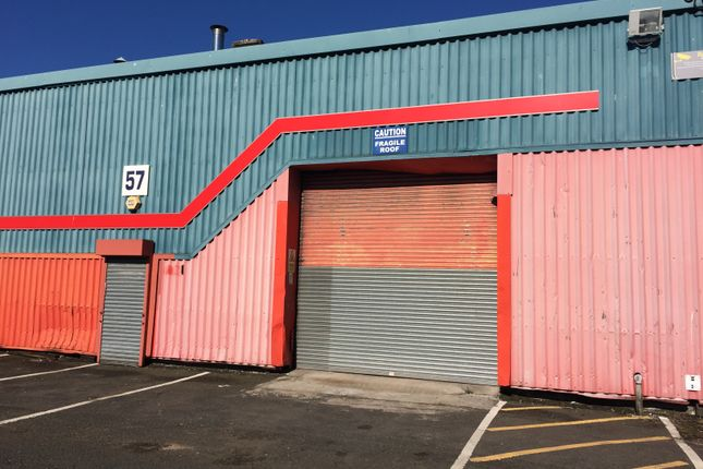 Warehouse to let in Rovex Business Park, Hay Hall Road, Tyseley, Birmingham