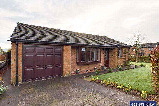 Thumbnail Detached bungalow for sale in Parklands Drive, Egremont, Cumbria