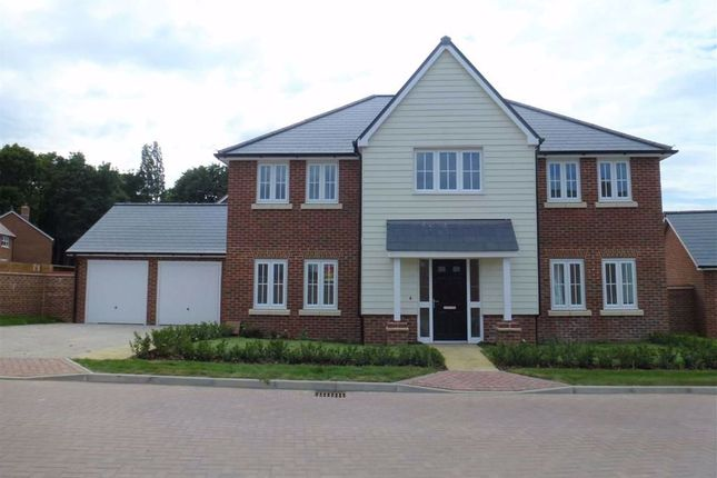 Thumbnail Detached house for sale in Plot 20, The Claremont, Hempstead, Kent
