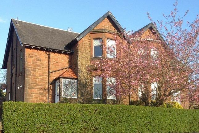 Thumbnail Semi-detached house for sale in Corse Street, West Kilbride