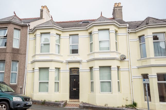 Thumbnail Shared accommodation to rent in Egerton Road, Plymouth
