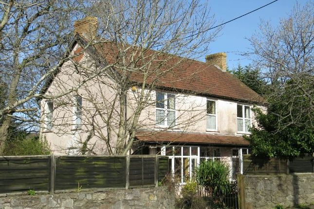 Thumbnail Detached house for sale in Sidcot Lane, Winscombe