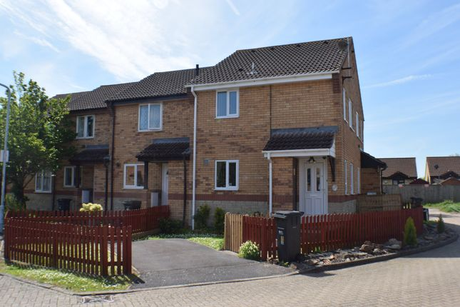 Thumbnail End terrace house for sale in Beech Road, Bridgwater