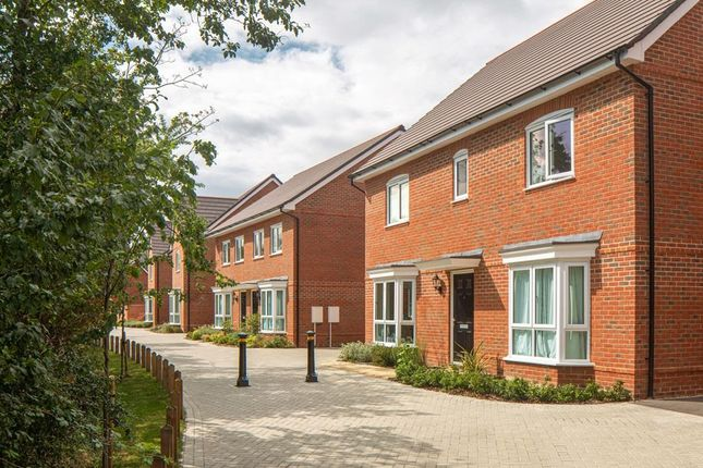 """Thumbnail Detached house for sale in """"Chelworth"""" at Hyde End Road, Spencers Wood, Reading"""