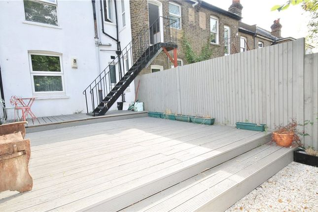 Thumbnail Maisonette for sale in Ellison Road, London