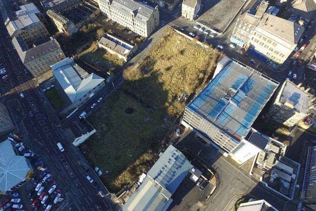 Thumbnail Land for sale in One City Park, Thornton Road / Tetley Street, Bradford