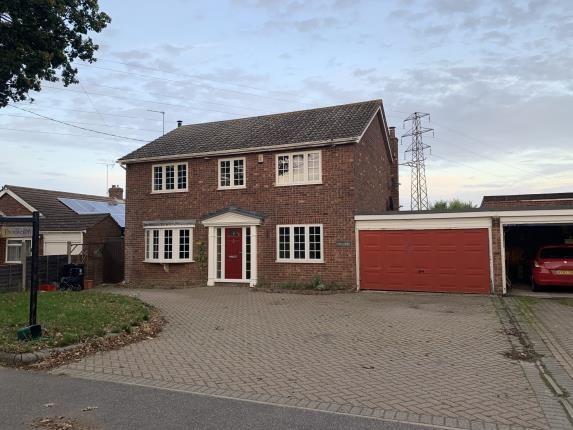 Thumbnail Detached house for sale in Thorrington, Colchester, Essex