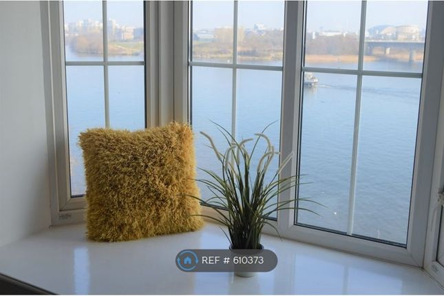 Thumbnail 1 bed flat to rent in Windsor Quay, Cardiff