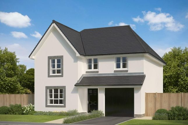 "Thumbnail 4 bedroom detached house for sale in ""Cullen"" at Inverurie"