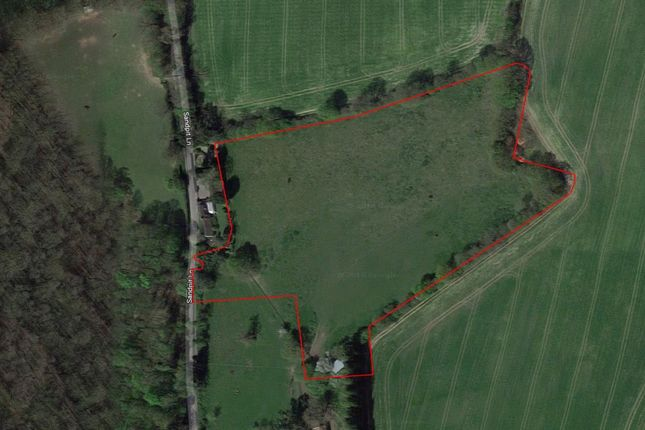 Thumbnail Land for sale in Land And Pole Barn At Langtons, Sandpit Lane, Pilgrims Hatch, Brentwood, Essex