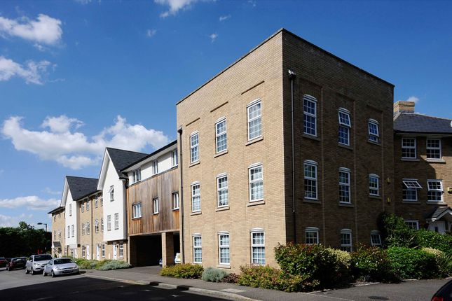 Thumbnail Flat for sale in Dove House Meadow, Great Cornard, Sudbury