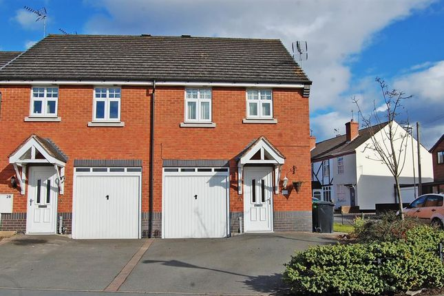 Thumbnail Semi-detached house for sale in Bird Street, Lower Gornal