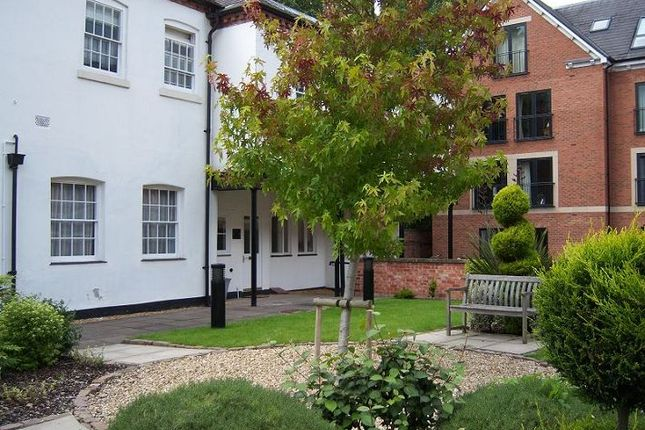 Thumbnail Flat to rent in Melton House, Ashbourne Road, Derby