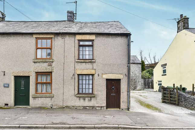 Thumbnail End terrace house for sale in Buxton Road, Tideswell, Buxton