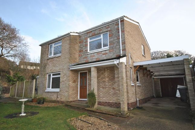 Thumbnail Detached house for sale in Dryden Road, Taverham, Norwich
