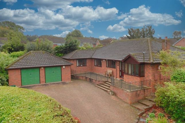 Thumbnail Detached bungalow for sale in Stafford Road, Eccleshall, Stafford