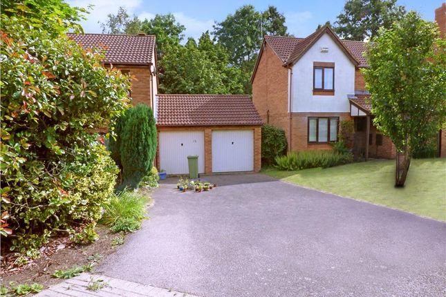 Thumbnail Detached house for sale in Isaacson Drive, Milton Keynes
