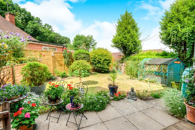 Thumbnail Flat for sale in Frythe Close, Kenilworth