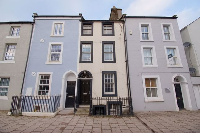 2 bed town house for sale in Scotch Street, Whitehaven CA28