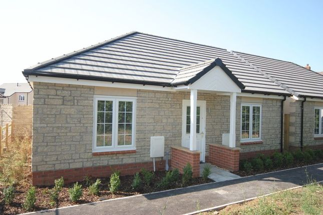 Thumbnail Detached bungalow for sale in Maple Road, Curry Rivel, Langport