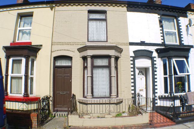 Thumbnail Terraced house for sale in Banner Street, Wavertree, Liverpool