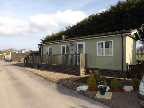Thumbnail Mobile/park home for sale in The Fir Trees, Oxcliffe New Farm, Heaton With Oxcliffe, Morecambe
