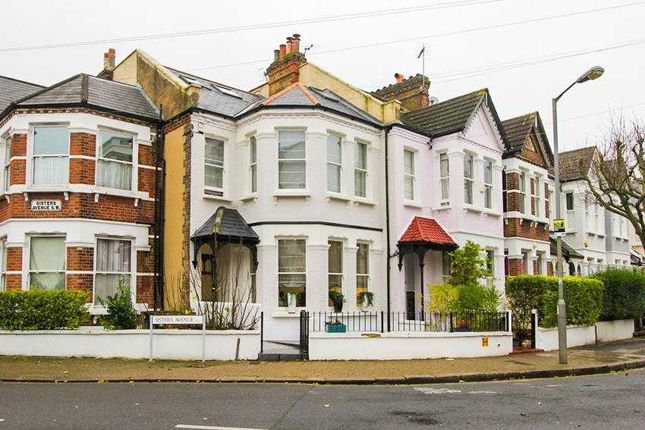 Thumbnail Town house for sale in Sisters Avenue, Battersea, London