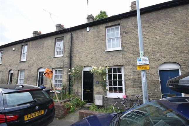 Thumbnail Terraced house for sale in Brunswick Terrace, Cambridge