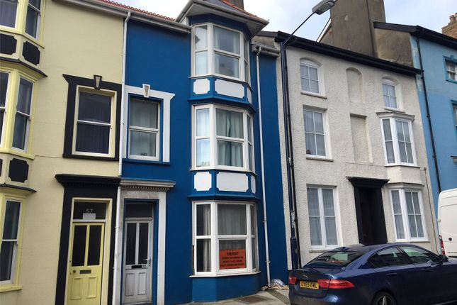 Thumbnail Terraced house for sale in Bridge Street, Aberystwyth, Sir Ceredigion