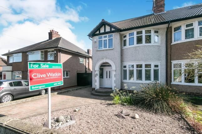 Thumbnail Semi-detached house for sale in Arnot Way, Wirral, Merseyside