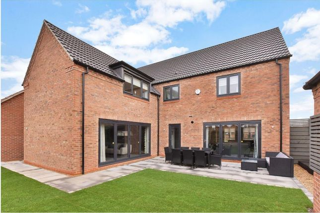 Thumbnail Detached house for sale in Idle Valley Road, Retford