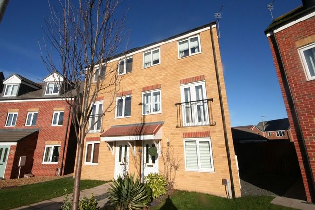 3 bedroom semi-detached house for sale in Oval View, Scholars Rise, Middlesbrough