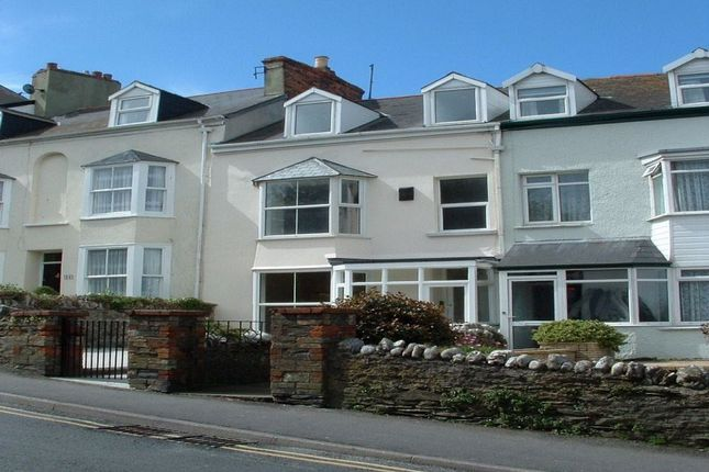Thumbnail Flat to rent in Springfield Road, Ilfracombe