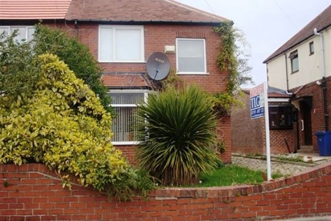 Thumbnail Semi-detached house to rent in Tynedale Road, South Shields