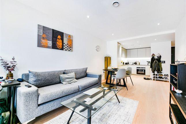 1 bed flat to rent in 18 Cutter Lane, Upper Riverside 1, Greenwich Peninsula, London SE10