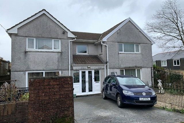 Thumbnail Detached house for sale in South Bank, Beaufort, Ebbw Vale, Blaenau Gwent