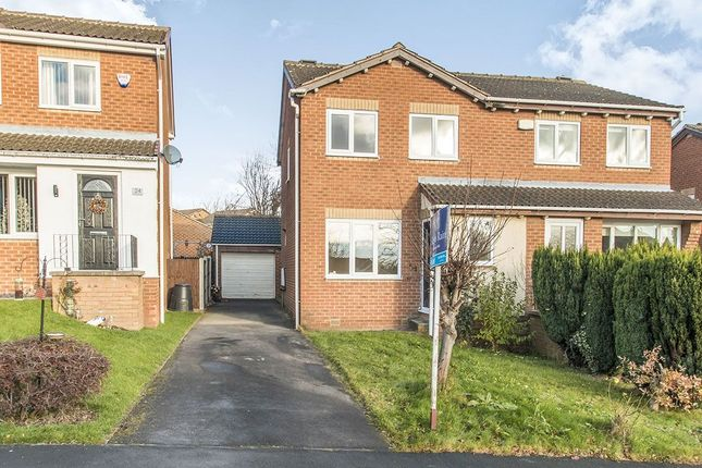 Thumbnail Semi-detached house to rent in Heatherdale Road, Tingley, Wakefield